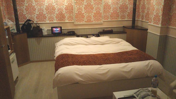 【実走中!】舞鶴市のホテルにチェックイン!