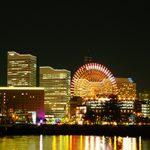 【計画】福岡→横浜・東京ドライブ、第1日目(2018年11月7〜8日)予定ルート