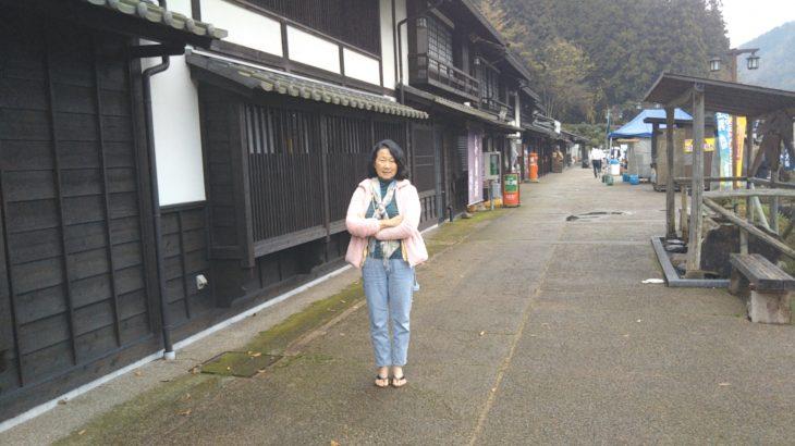 「道の駅賤母(しずも)」 福岡〜横浜・東京ドライブでの訪問スポット@岐阜